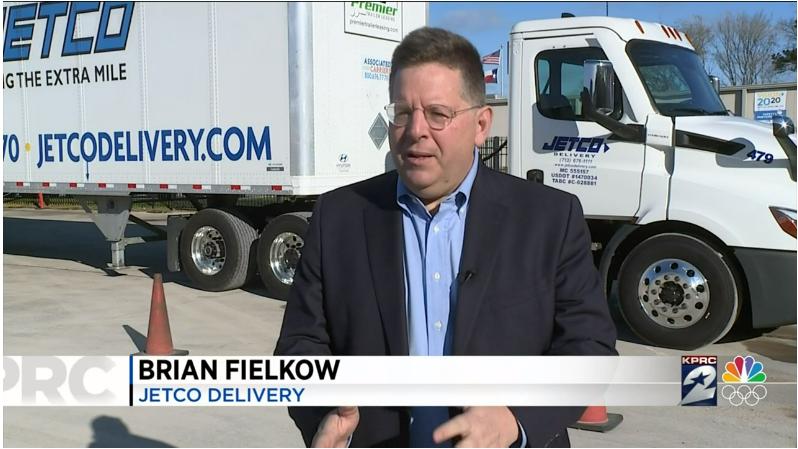 CEO Brian Fielkow Talks Autonomous Vehicles with Channel 2